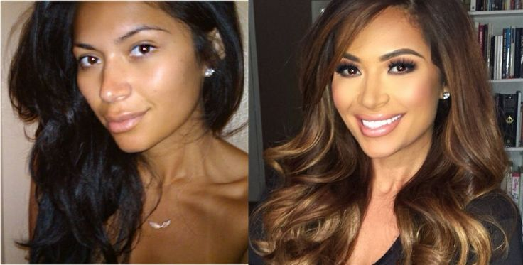 Before/After/ Gorg!