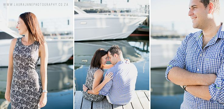 Cape Town Harbour - Laura Jane Photography