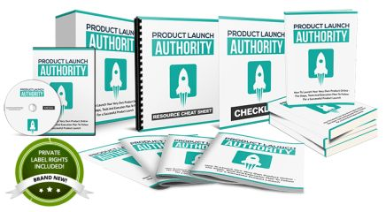 """Product Launch Authority - Done-For-You PLR Package by Aurelius Tjin isn't just another """"101 tips"""" type of eBook; it's a full-blown course containing supplemental cheat sheets, mindmap and resources so that your customers can take action on the course, rather than leaving it to collect dust. And don't forget, it's all done for you! Expect To Receive The Highest Quality PLR Product In The Market When you get This PLR package, expect to receive the best. We made sure it's a product We would be…"""