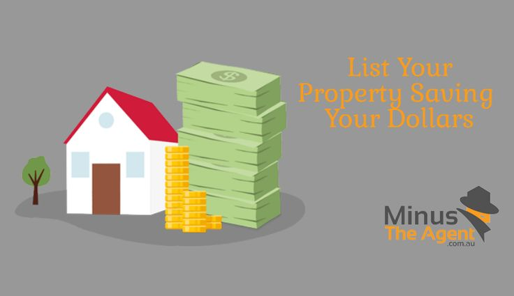 Don't want to pay huge commissions to real estate agent to sell your property! Here's #MinusTheAgent that will greatly help you to list your property saving your dollars.