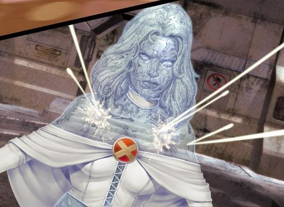 Emma Frost Diamond Form