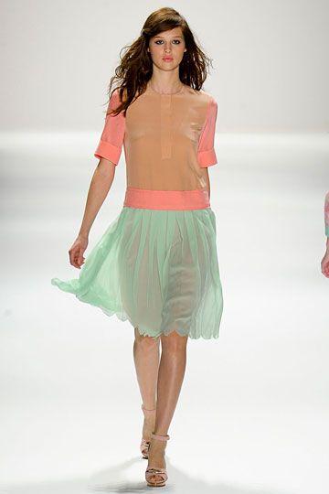 jill stuart 2012 rtw - love the color combo: Color Combos, Fashion Style, Stuart 2012, Color Combinations, Street Style Fashion, Stuart Spring, Style Clothing, Spring 2012, Jill Stuart