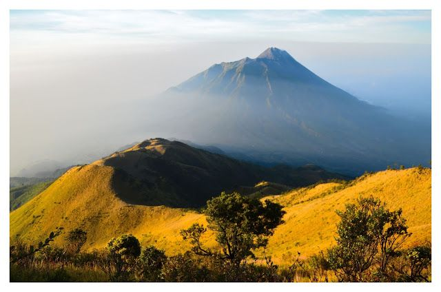 Just another traveller : Gunung Merbabu : A gentle stroll from Wekas village to Selo