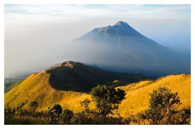 Just another traveller : Gunung Merbabu : A gentle stroll from Wekas village to Selo