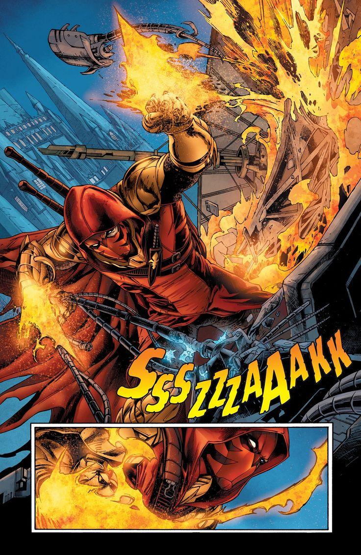 Bacakomik | Baca komik Batman Robin Eternal Chapter 026