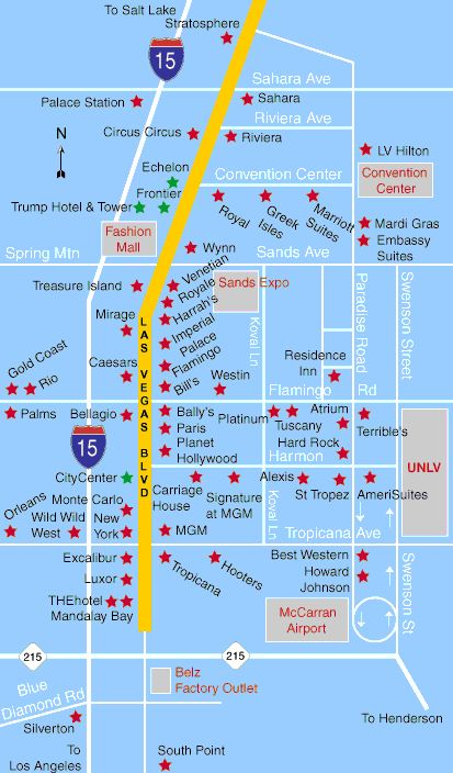 Las-Vegas-Hotels-Map