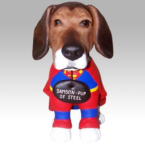 dog in costume | Custom Pet Bobble Head