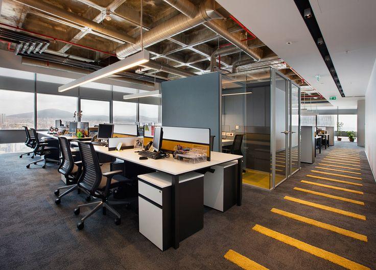 sales office design. Cigna Finance Offices \u2013 Istanbul Sales Office Design O