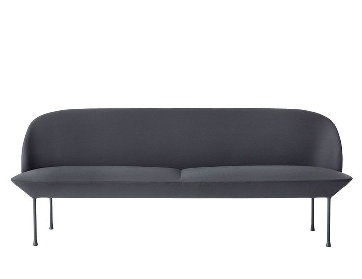 Oslo 3 Seater Sofa by Anderssen & Voll for Muuto