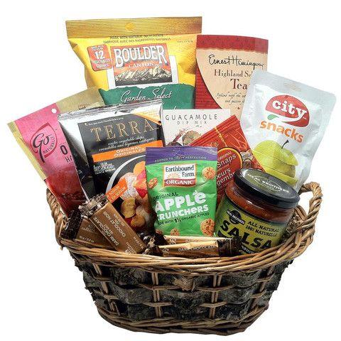 Health Food Gift Basket Toronto