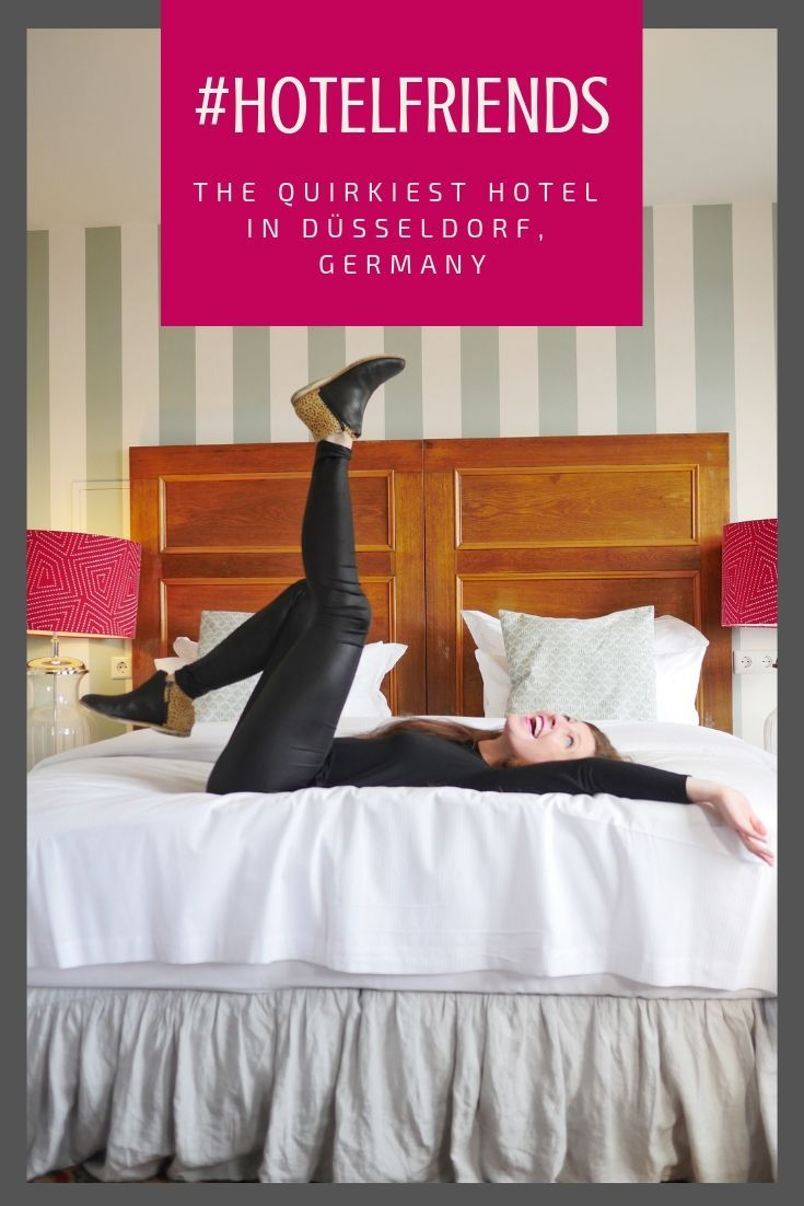 Hotelfriends The Quirkiest Hotel In Dusseldorf Germany Germany Hotel Europe Travel Tips