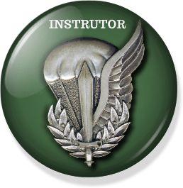 Instrutor de Pára-quedismo Militar