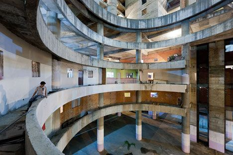 """Iwan Baan on """"architecture without architects"""" 