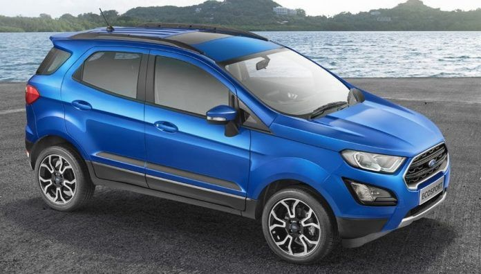 Ford S Jeep Compass Rival To Launch In India Around 2021 Jeep