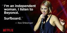Top 3 Female Comedians on Netflix