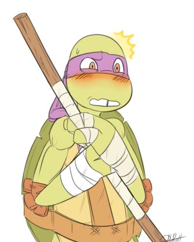 OP: drstanky:  How am I supposed to survive this nerd?   TMNT 2012