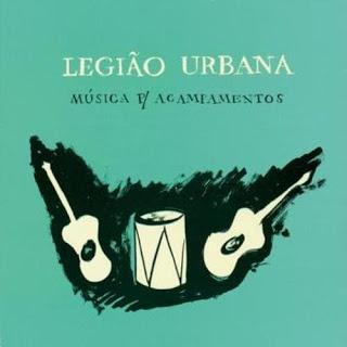 CD ao vivo da Legião Urbana com gravações de shows e especiais para Rádio e TVs.
