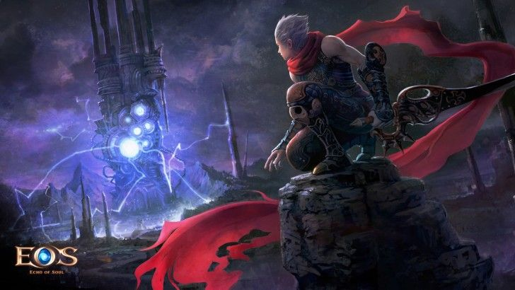 Download Rogue Fantasy High Resolution Echo of Soul Game Art 1920x1200
