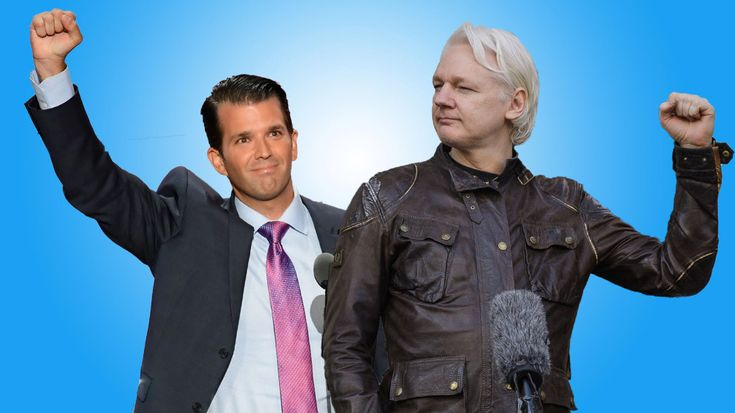 WikiLeaks Set Off an Attack on Our Trump-Russia Project—Right After Messaging Donald Trump Jr. About It – Mother Jones