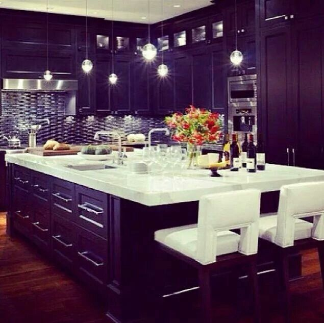 kitchens luxury kitchens kitchen black kitchen backsplash kitchen