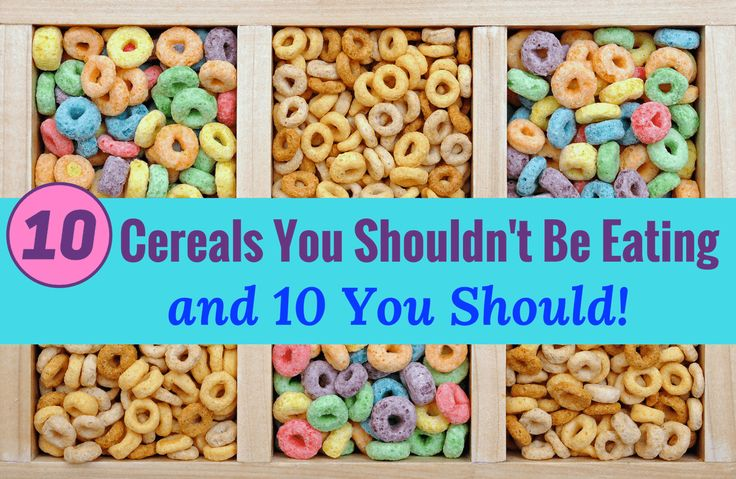 Learn how to ignore the catchy claims on the front of the cereal box and follow the