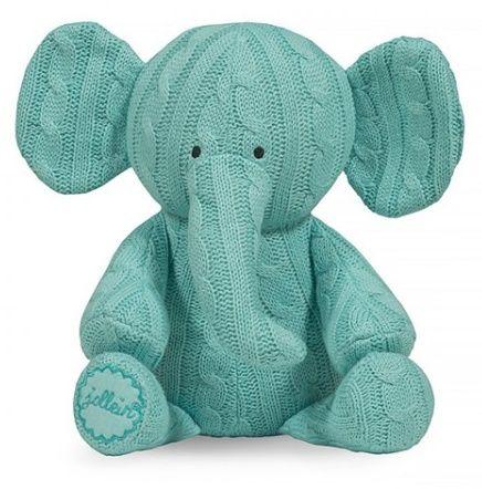 ♥ Jollein knuffel Cable Elephant Jade ♥ Gratis verzending vanaf €49,00 (anders €3,49) ♥ Gratis retourneren ♥ Achteraf betalen ♥