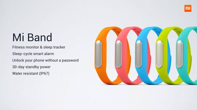 Xiaomi is launching a new wave of products — including an incredibly affordable fitness band.