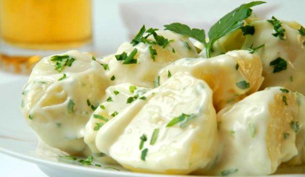 Patatas alioli, una tapa clásica - Recetín