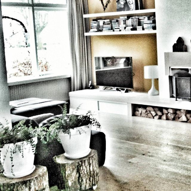 17 beste ideeën over Openhaard Woonkamers op Pinterest - Witte ...