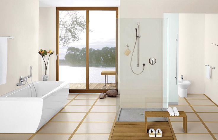 zobacz pomysł na łazienkę Kludi Kino