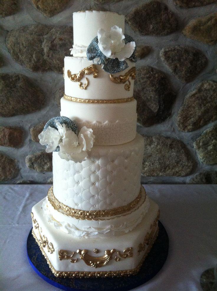 Gateau mariage 88