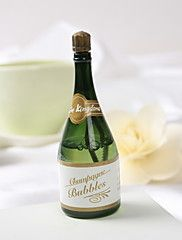 Champagne Wedding Bubble Bottle - Set of 24 (So... – USD $ 10.19