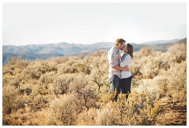 Pine Valley Utah Engagement Session – Brandy & Jared