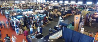 I'm sure you'll find something wonderful to buy here! 2015 Expo floor - North Hall WestWorld Scottsdale AZ