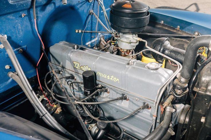 1951 Chevrolet 3100 Pickup 3 740x492 - 1951 Chevrolet 3100 Pickup