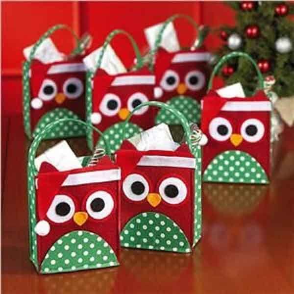M s de 1000 ideas sobre bolsas de golosinas en pinterest - Como sorprender en navidad ...