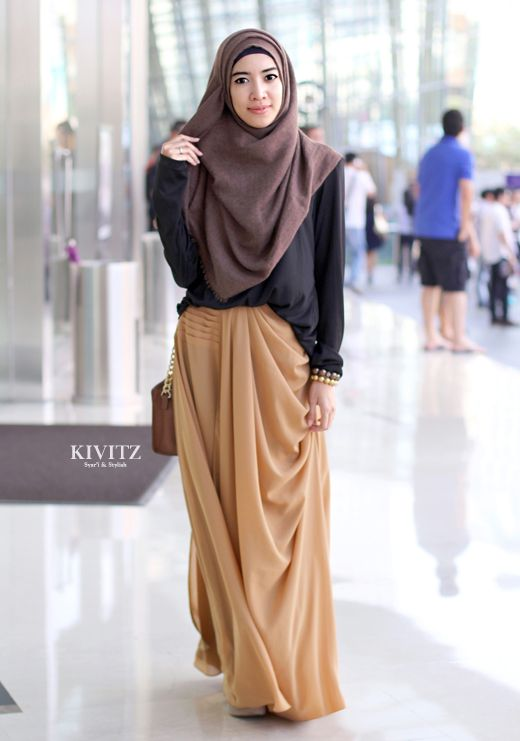 KIVITZ: Indonesian Hijab Blogger