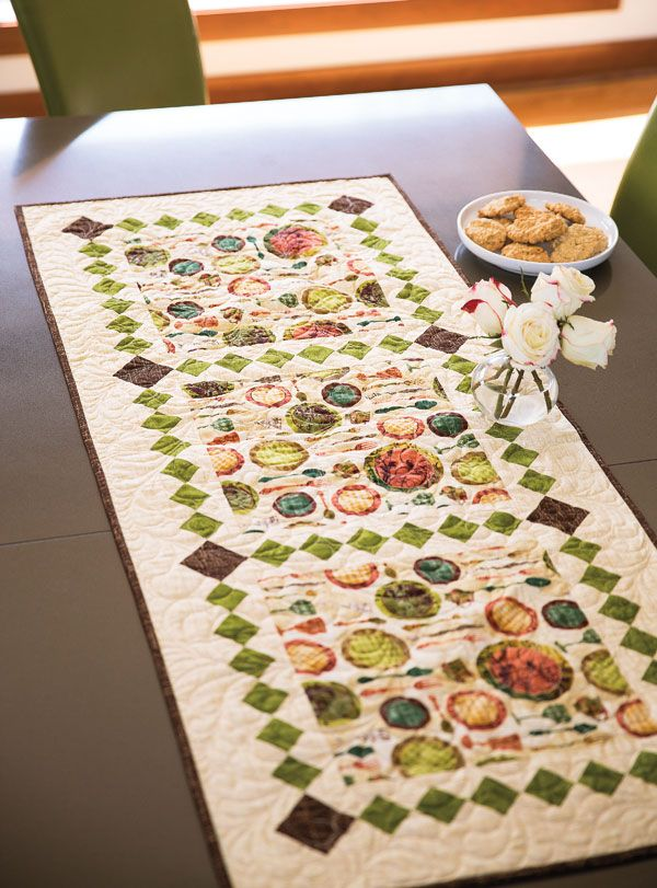 Images about table topper runner quilt