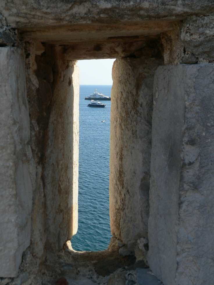 Bodrum - I've been there. I remember. The water so blue...