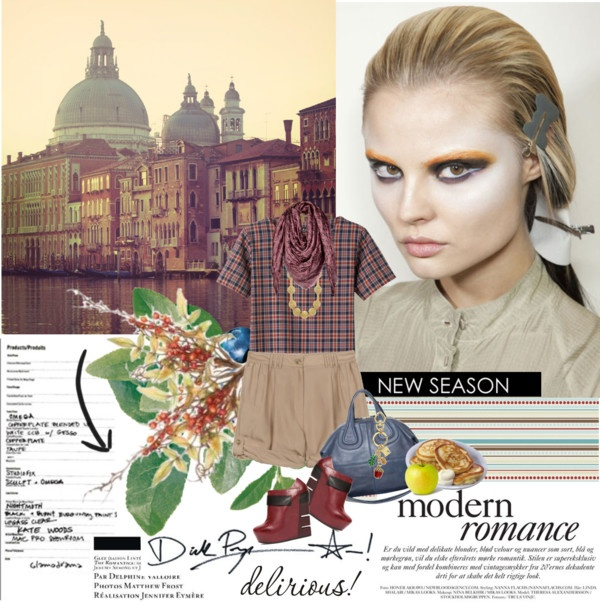 """""""Fall Preview - Autumn in Venice"""" by ginevra-18 ❤ liked on Polyvore"""