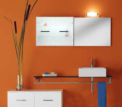 Orange Paint Colors best 25+ orange bathroom decor ideas on pinterest | burnt orange