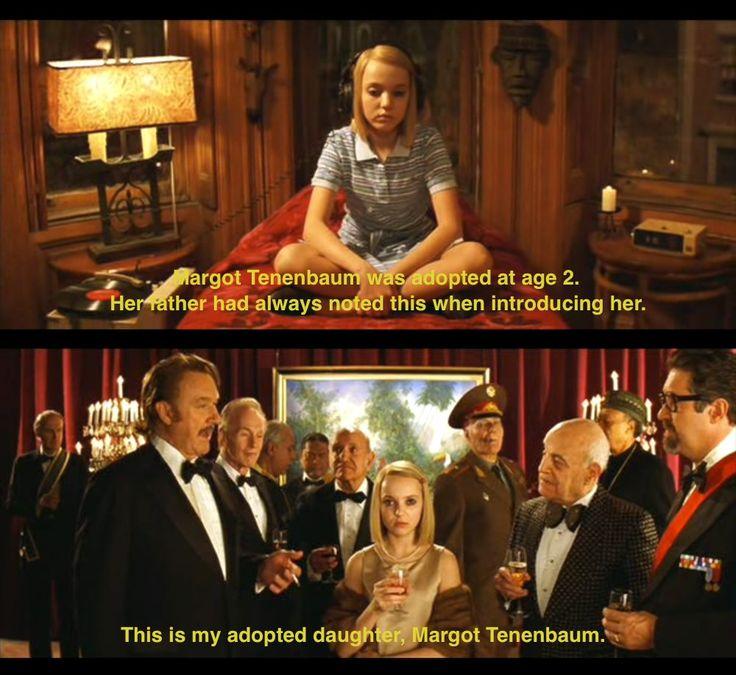 Os Excêntricos Tenenbaums (The Royal Tenenbaums, 2001)