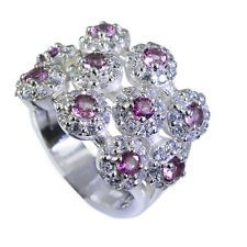 superb Tourmaline Silver Multi Ring exporter L-1in US 5678