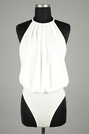 Best Dressed Ivory Bodysuit