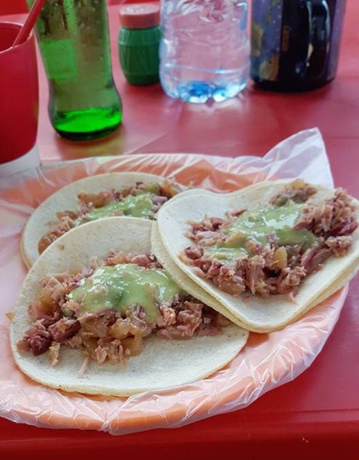 The 5 Best Taco Joints in Cancun