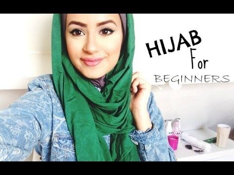 Hijab for beginners | Ep.1 - YouTube