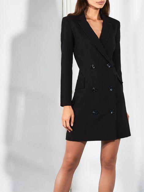 Elegante abito doppiopetto Rinascimento autunno inverno 2018 2019 prezzo  109 euro adbd0659531