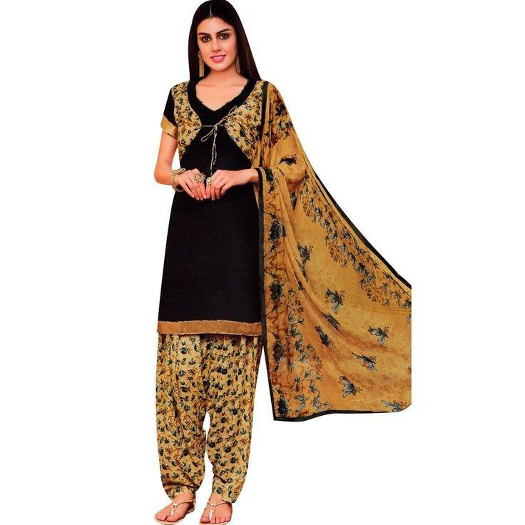 Readymade Patiala Salwar Printed Cotton Salwar Kameez Suit  #Designer #SalwarSuit #DressMaterial #LowestPrice #ShopNow #SalwarKameez #FreeShipping #NewStuff