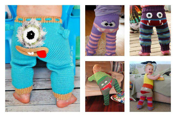 Here are some ideas to knit pants with monsters. You may or may not like your kids to wear such pants, but they do look very cute to me. Paid pattern via here Free pattern from here Free pattern from here Free patter from here Free Pattern from here Free Pattern from hereFree Pattern from …