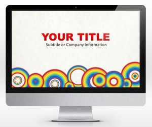 Free Abstracto PowerPoint Templates | SlideHunter.com